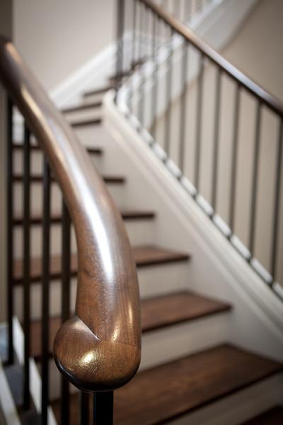 stairs, stairway, railing, steps, wood, details