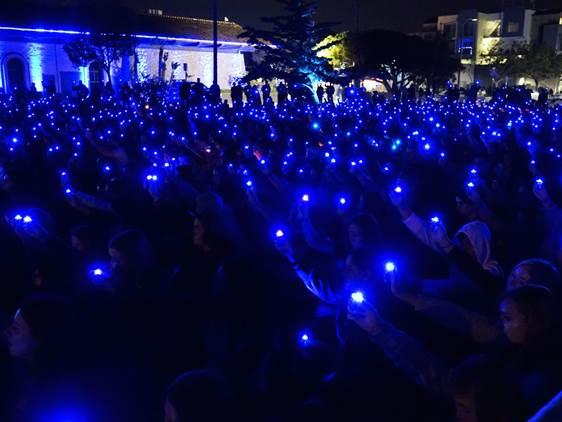 Festival de Obras de Luz: Isla Vista