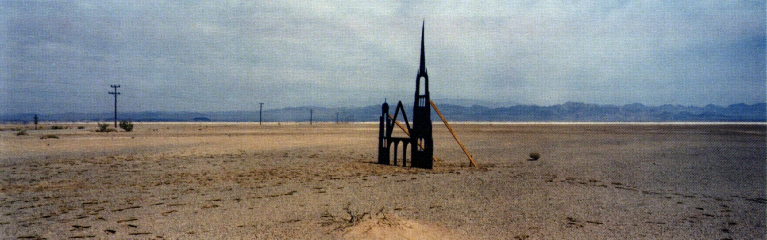 Timothy HEARSUM   Near Amboy, CA   1995