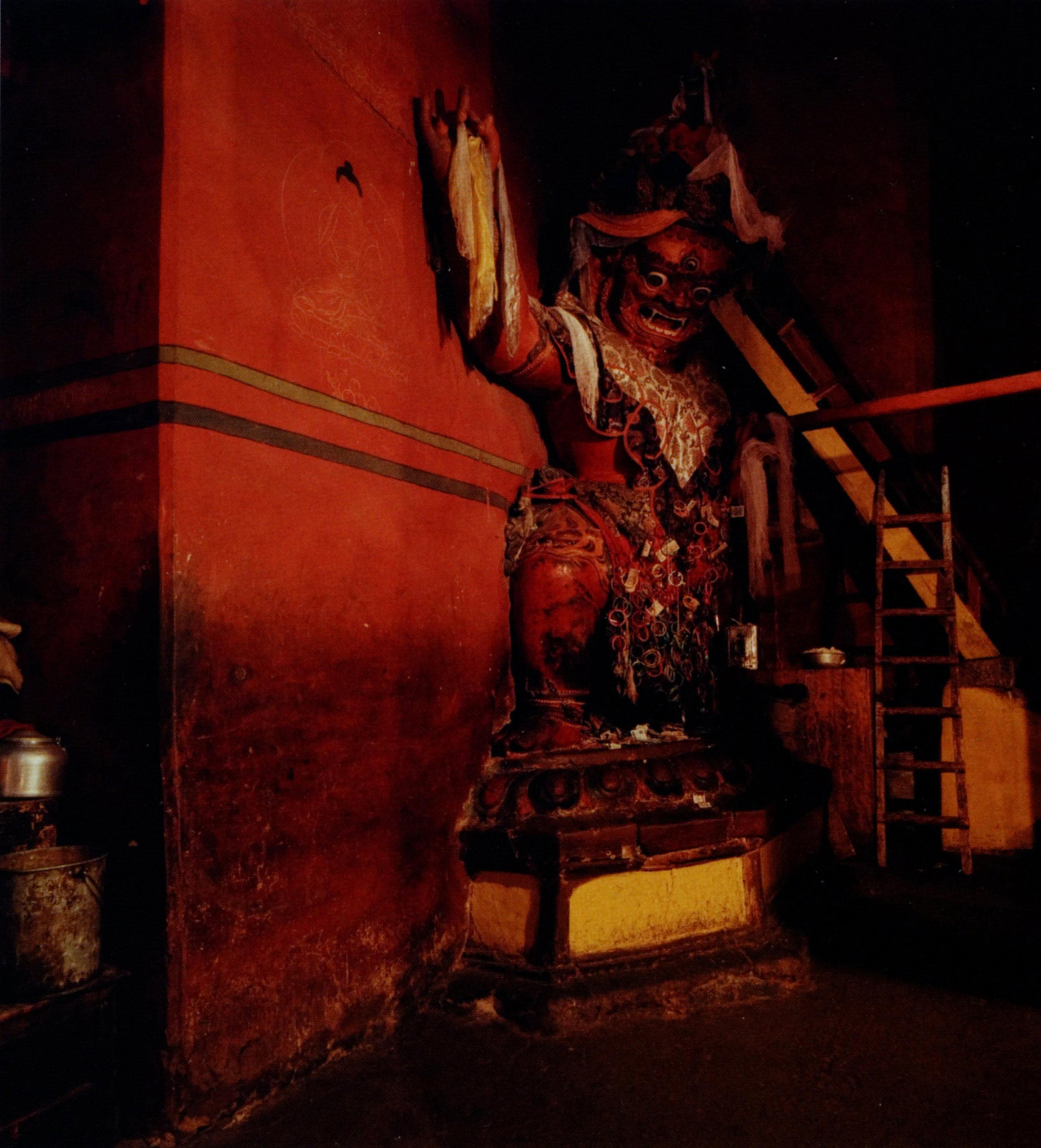Scott MCCLAINE   Diety, Tibet   2001