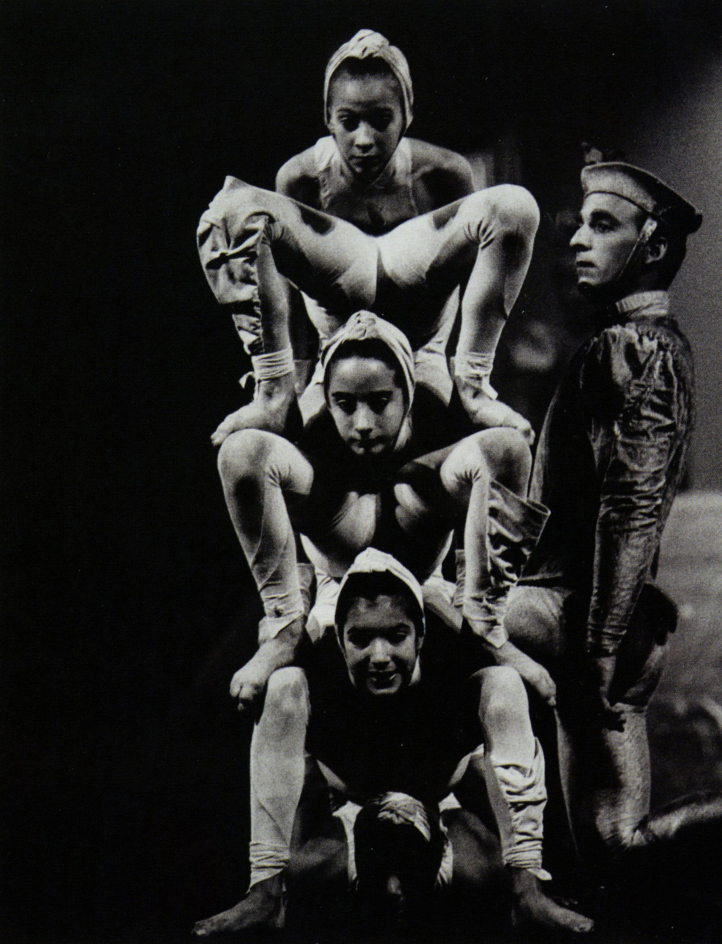 Richard TULLIS   Cirque   1991
