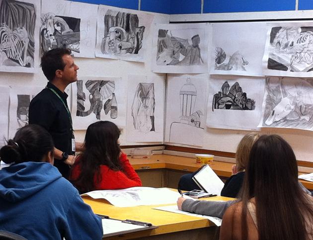 Visual Arts and Design Academy