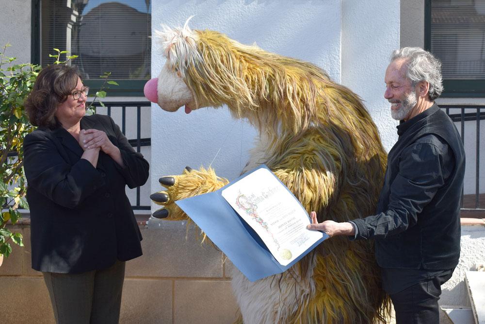 Santa Barbara Puppet Festival