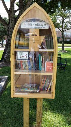 Pequeñas bibliotecas -