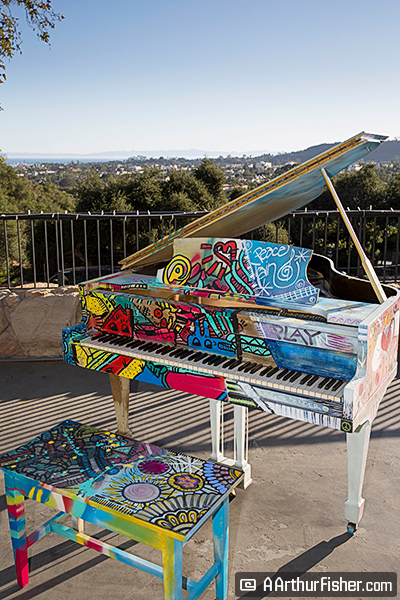 Pianos en State Street -