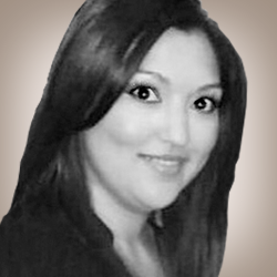 Debby Gonzalez,  Staff Accountant