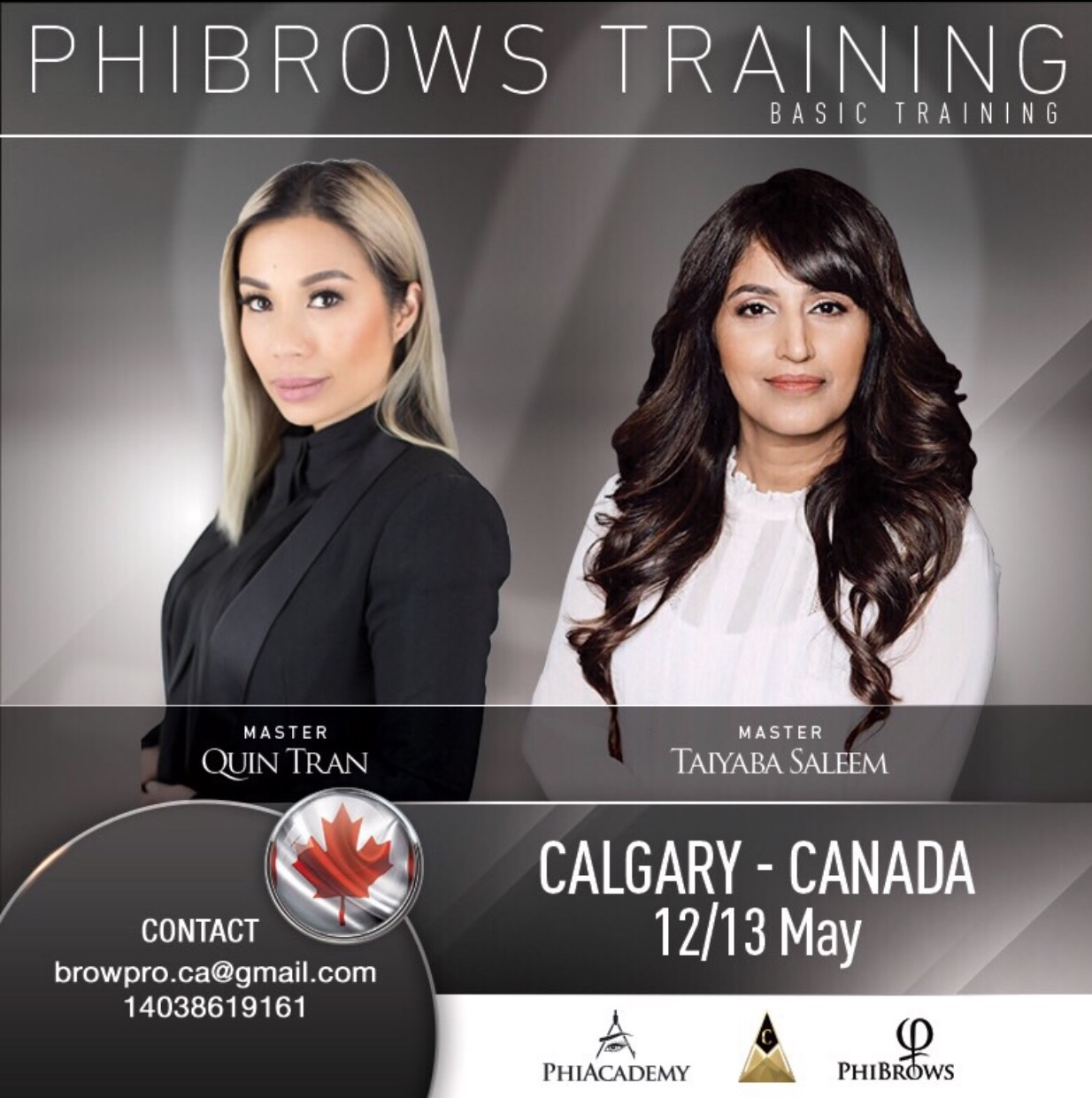 Do you want to be the best in brows? - May 12-13th, 2018