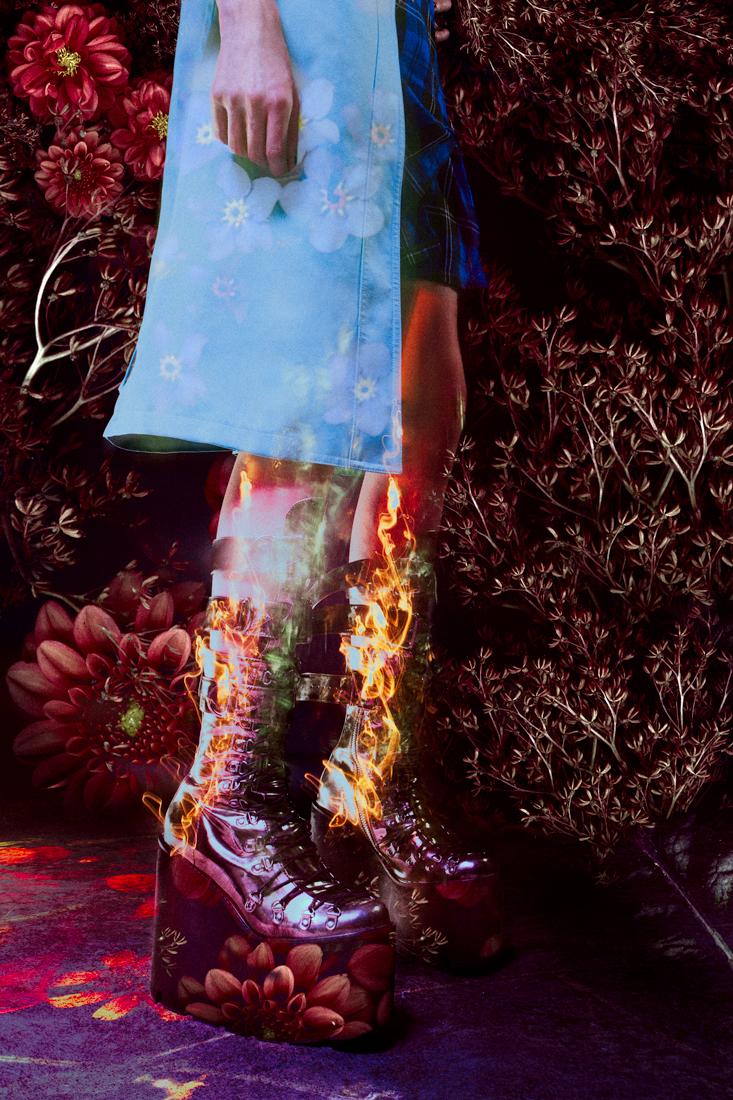 Lightning platform boots by toronto commercial fashion artist photographer justin atkins.jpg.jpg.jpg