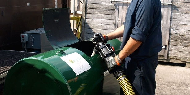 Used Cooking Oil - Restaurants all over New England are an important part of our process.