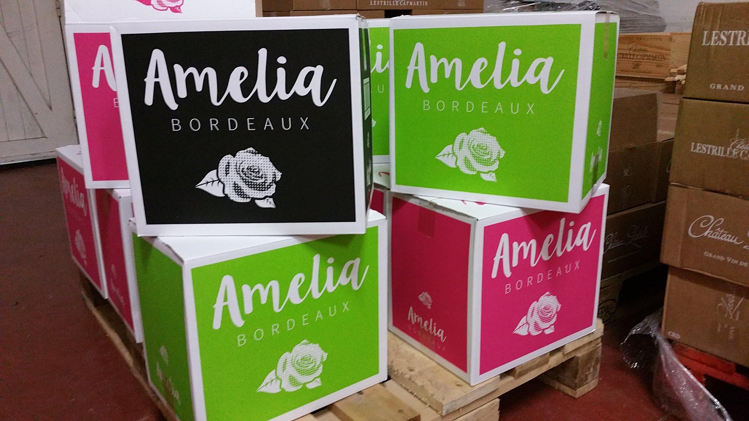 Amelia Bordeaux