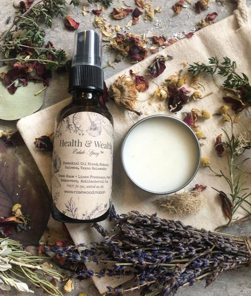 SHOP APOTHECARY - ALL NATURAL PRODUCTSHANDMADE FROM OUR FARM TO YOU