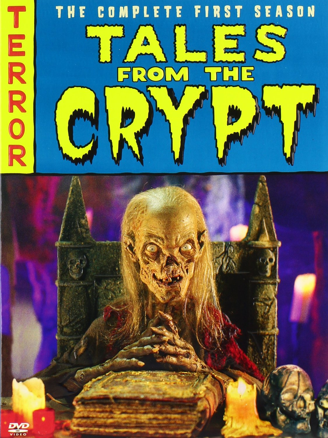 Donation Drive 3 Tales From The Crypt Pod People Productions