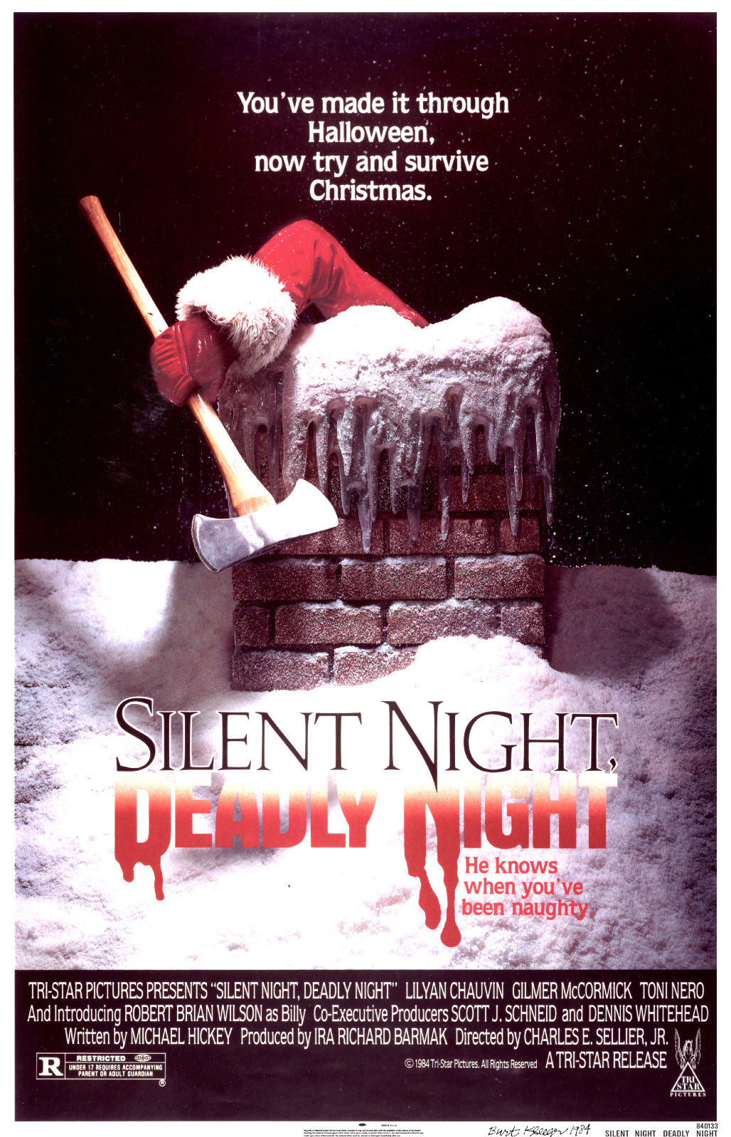 Tri-Star Pictures: Silent Night, Deadly Night (1984)
