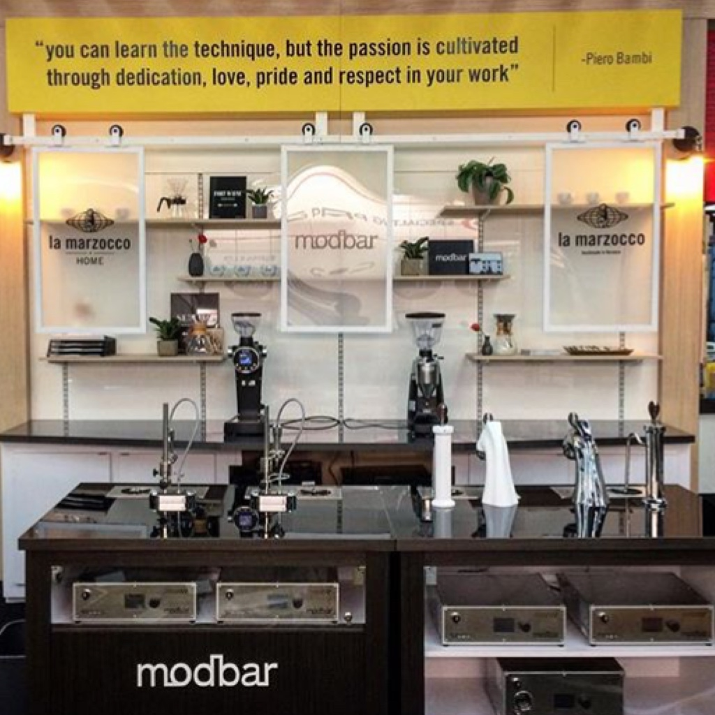 Modbar at Coffee Expo 2017