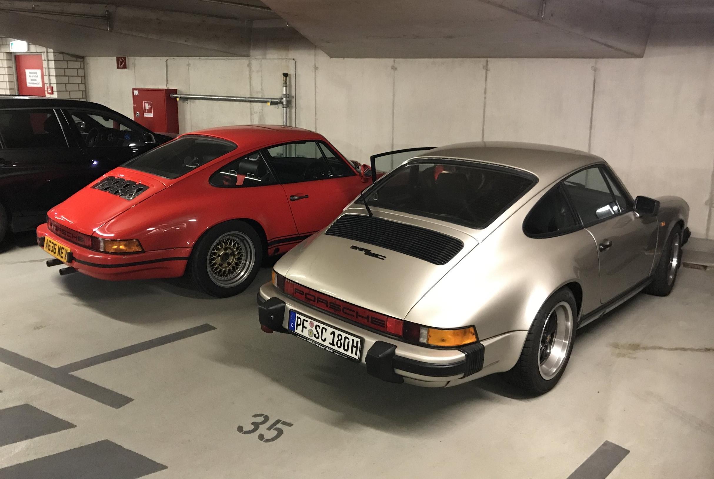 Porsche friend!