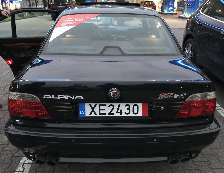 Alpina B12