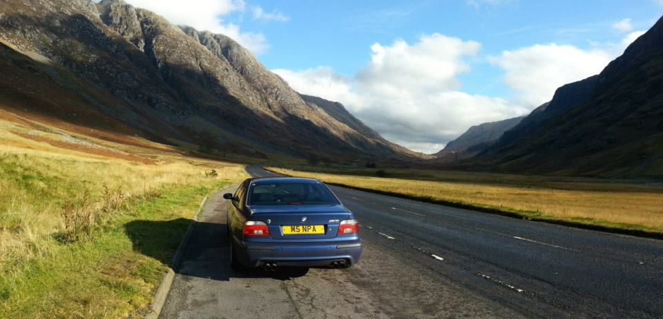 Somewhere near Fort William