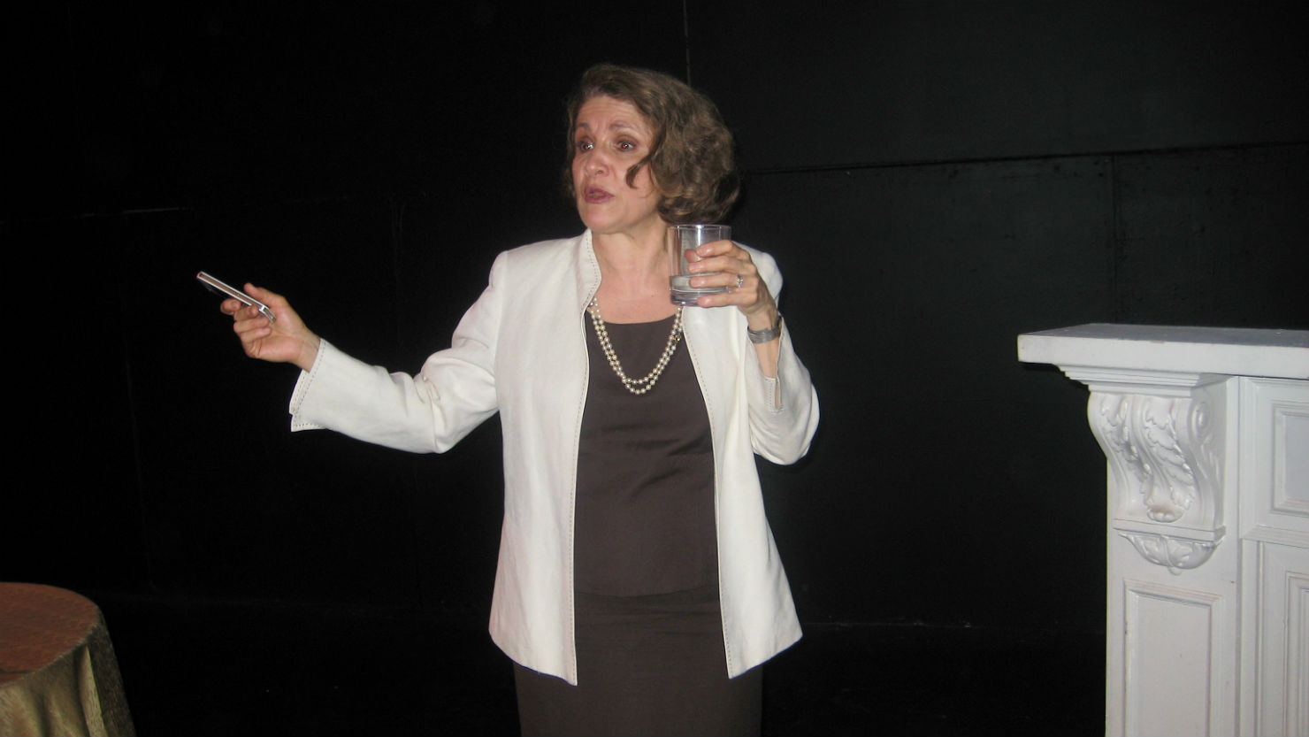 FAR NORTH,Gallery Players Black Box Festival, NYC.(Mary Leggio; dir. Norma Medina)