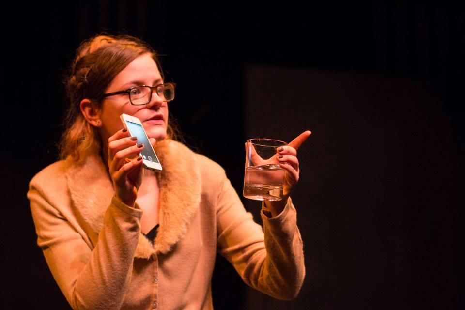 FAR NORTH, Berrie Center New Play Festival at Ramapo College, NJ. (Lexi Lapp; dir. Nick Walsh)