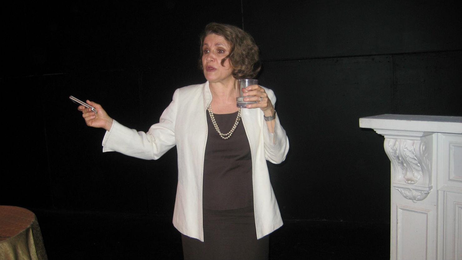 FAR NORTH,Gallery Players Black Box Festival, NYC.(Mary Leggio;dir. Norma Medina)