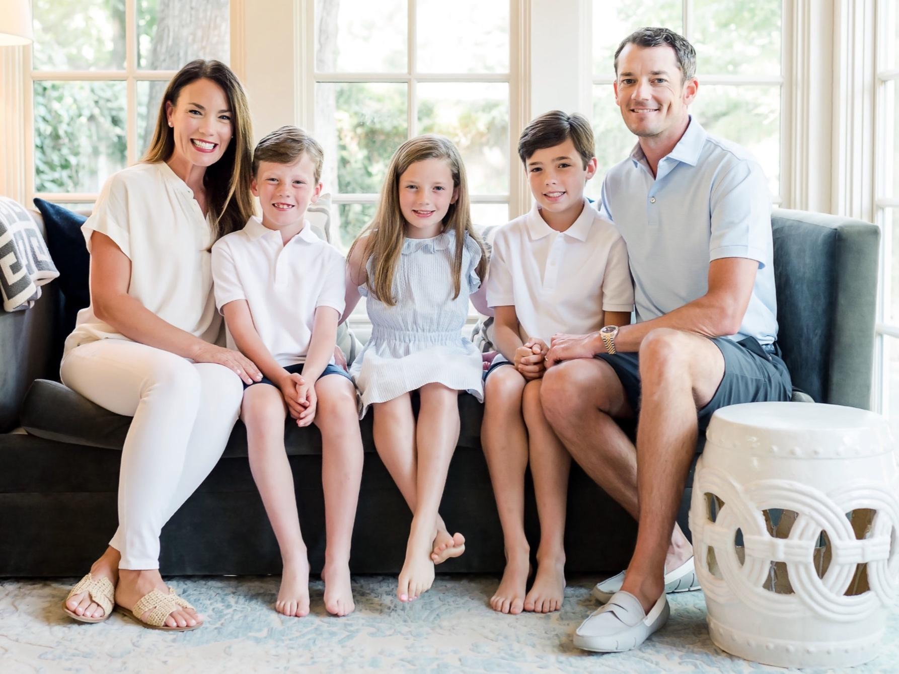 The Finley Family (Board President)
