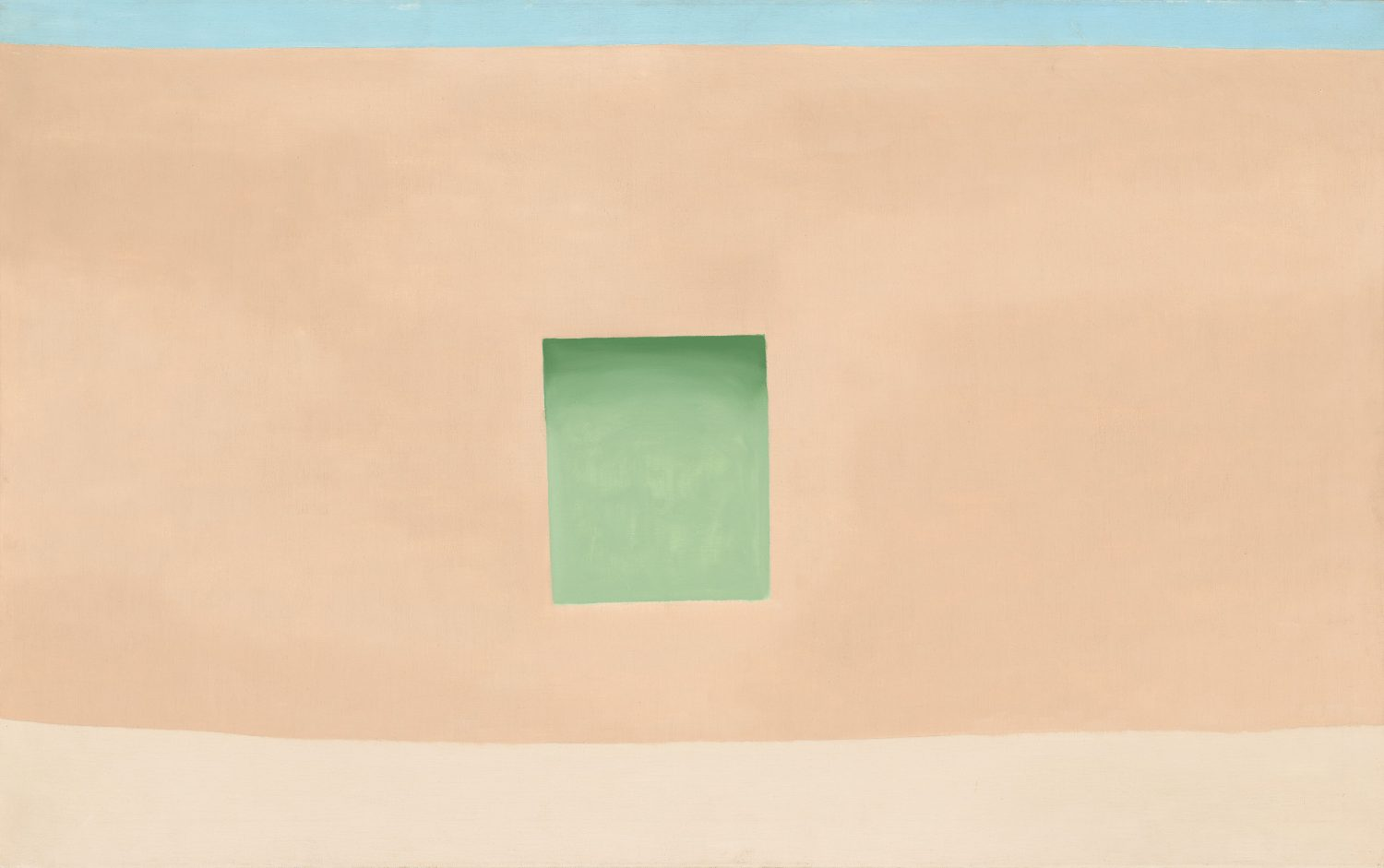 Aftereffect: Georgia O'Keeffe and Contemporary Painting