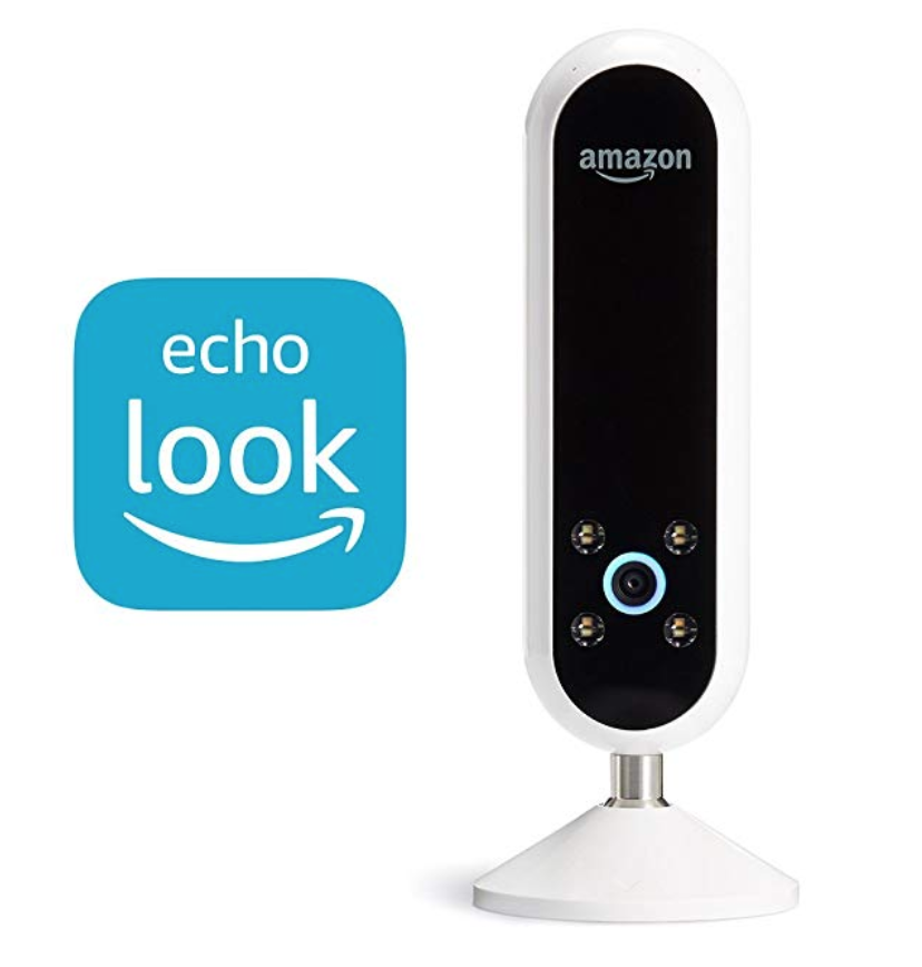 the Amazon Echo Look AI Fashion Stylist Device with Alexa, posted by Leanne Luce for the Fashion Robot