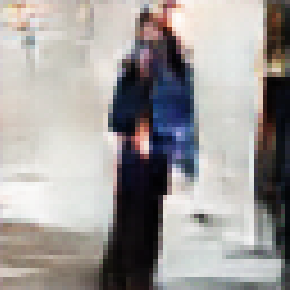 denim jacket black dress image by my fashion blogger gan on the fashion robot