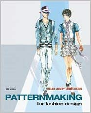 Patternmaking for fashion design, helen armstrong