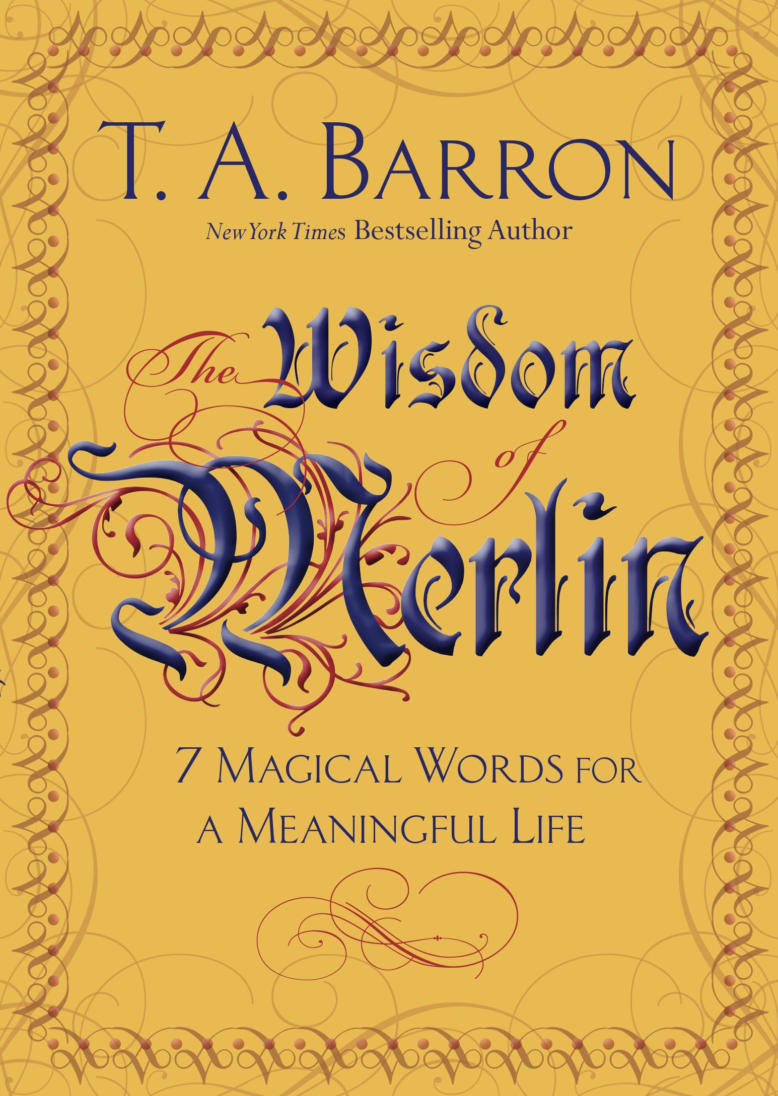 Author T.A. Barron