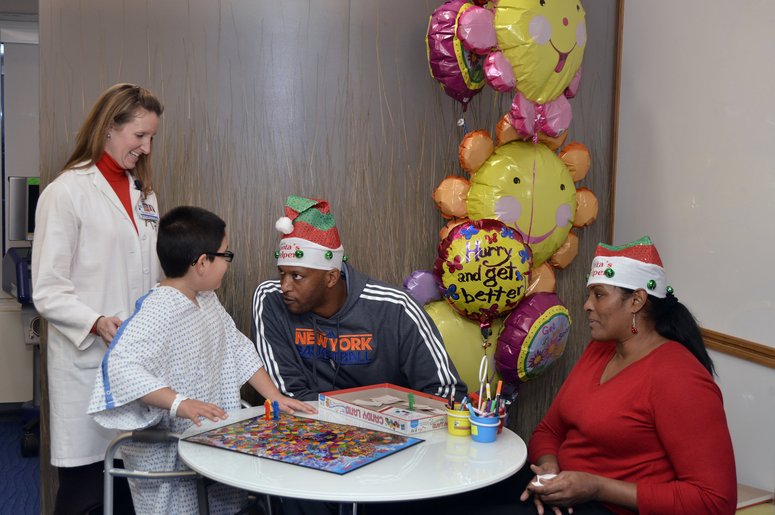 Peds Holiday Party