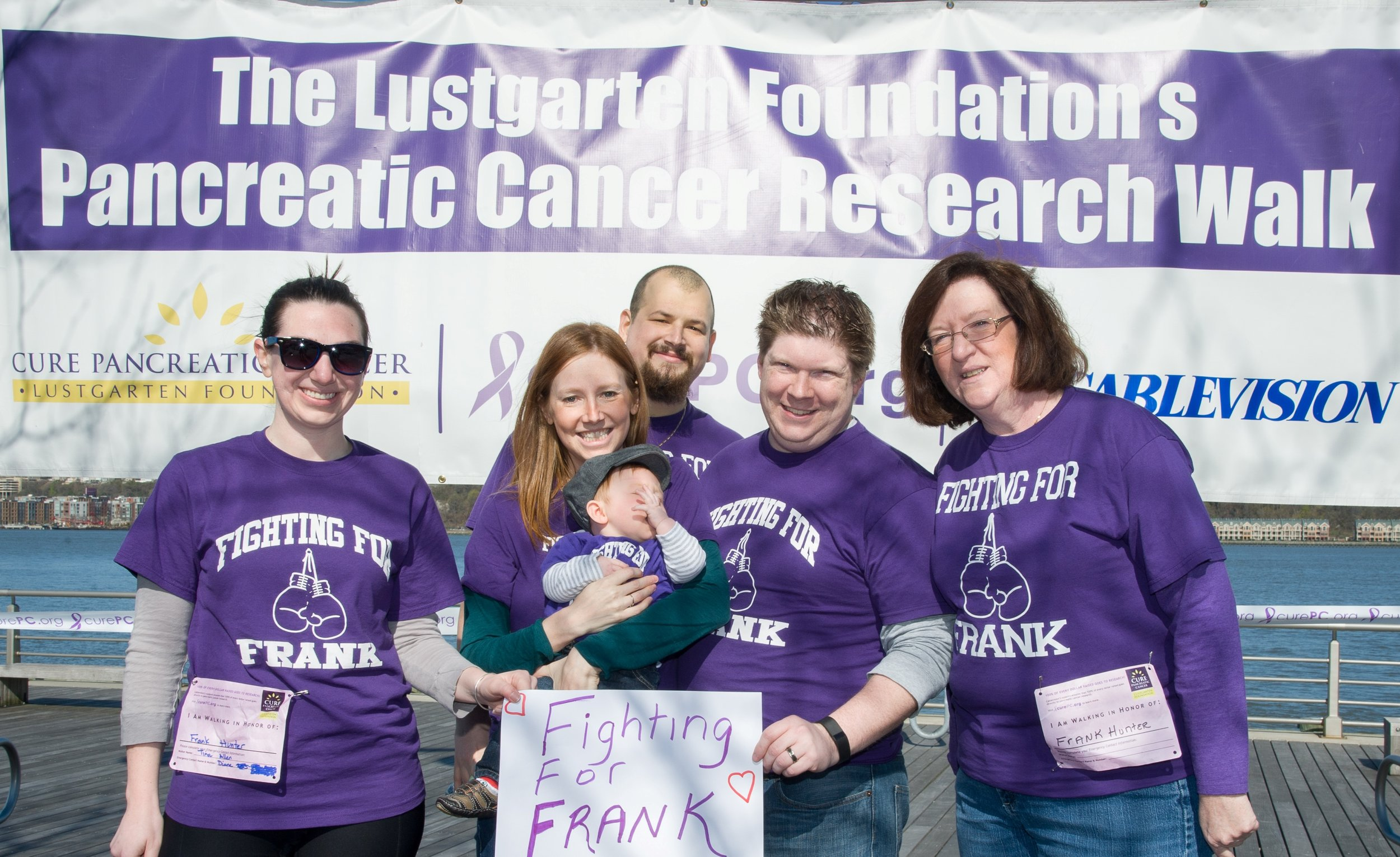 Kelly Mauger and Team Fighting For Frank.jpg