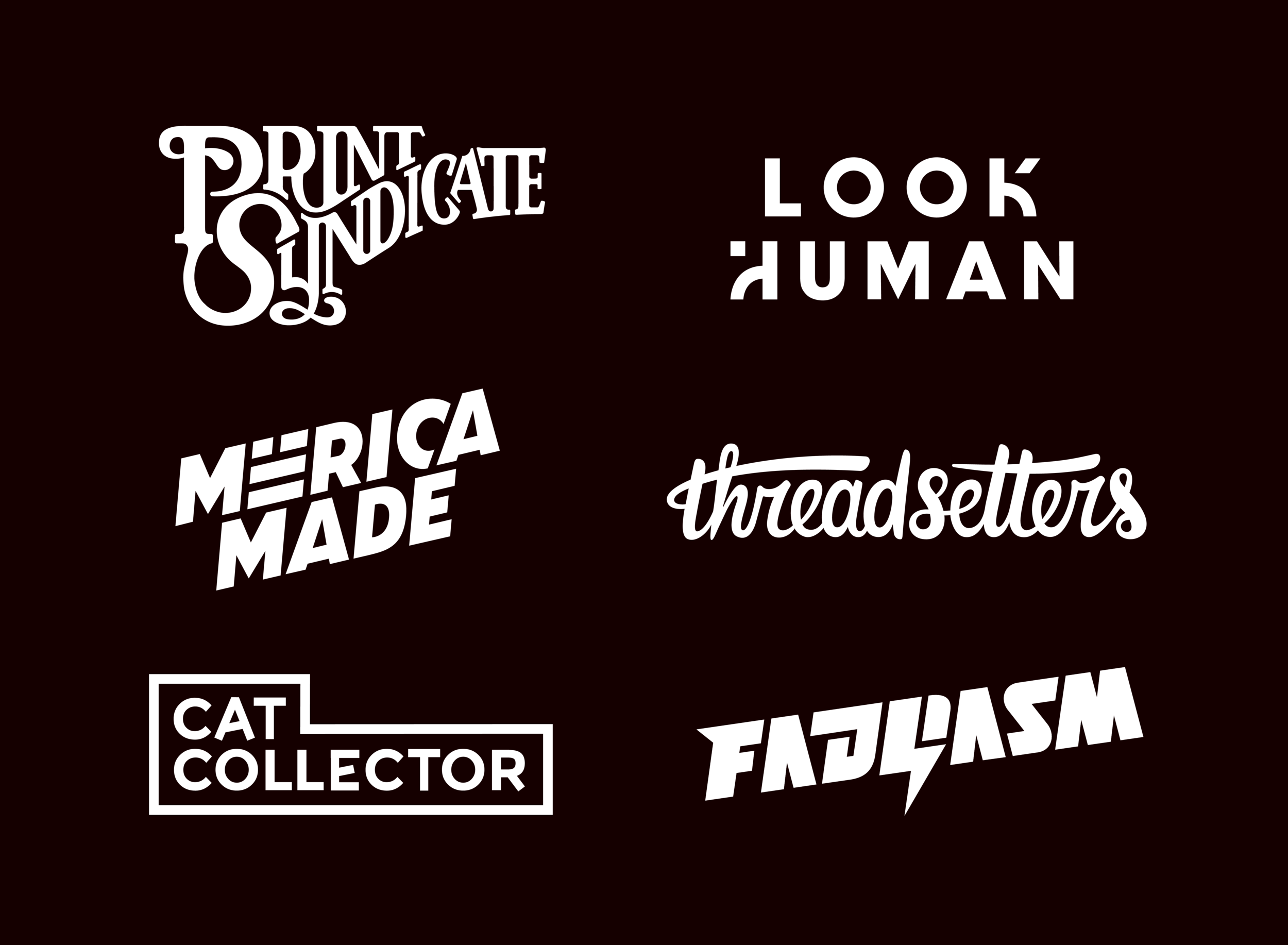 print syndicate brand logos