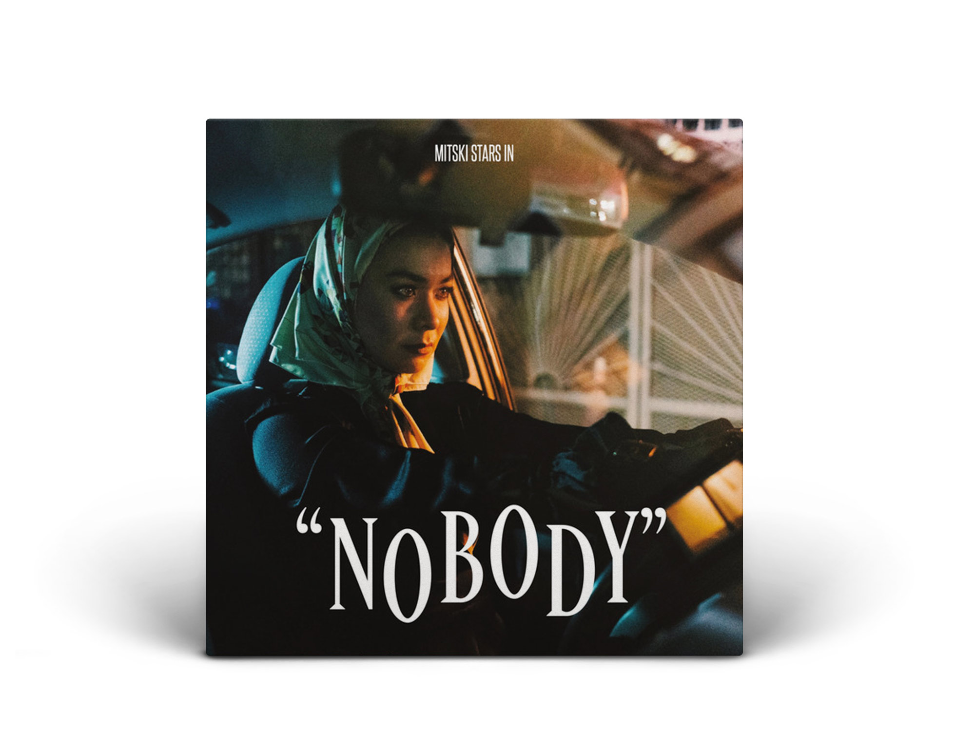 Nobody / Mitski - Best message in a bottle to yourself.