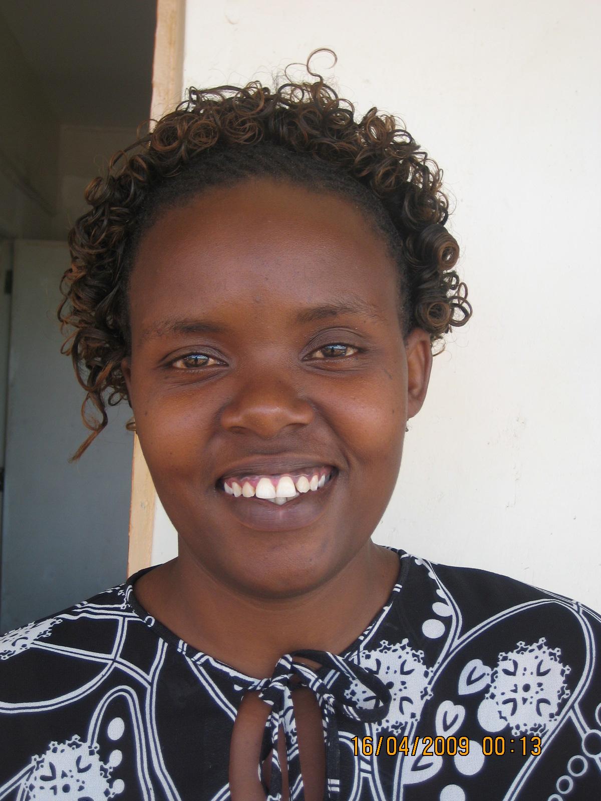 Jacqueline Nyakio - Finance Manager
