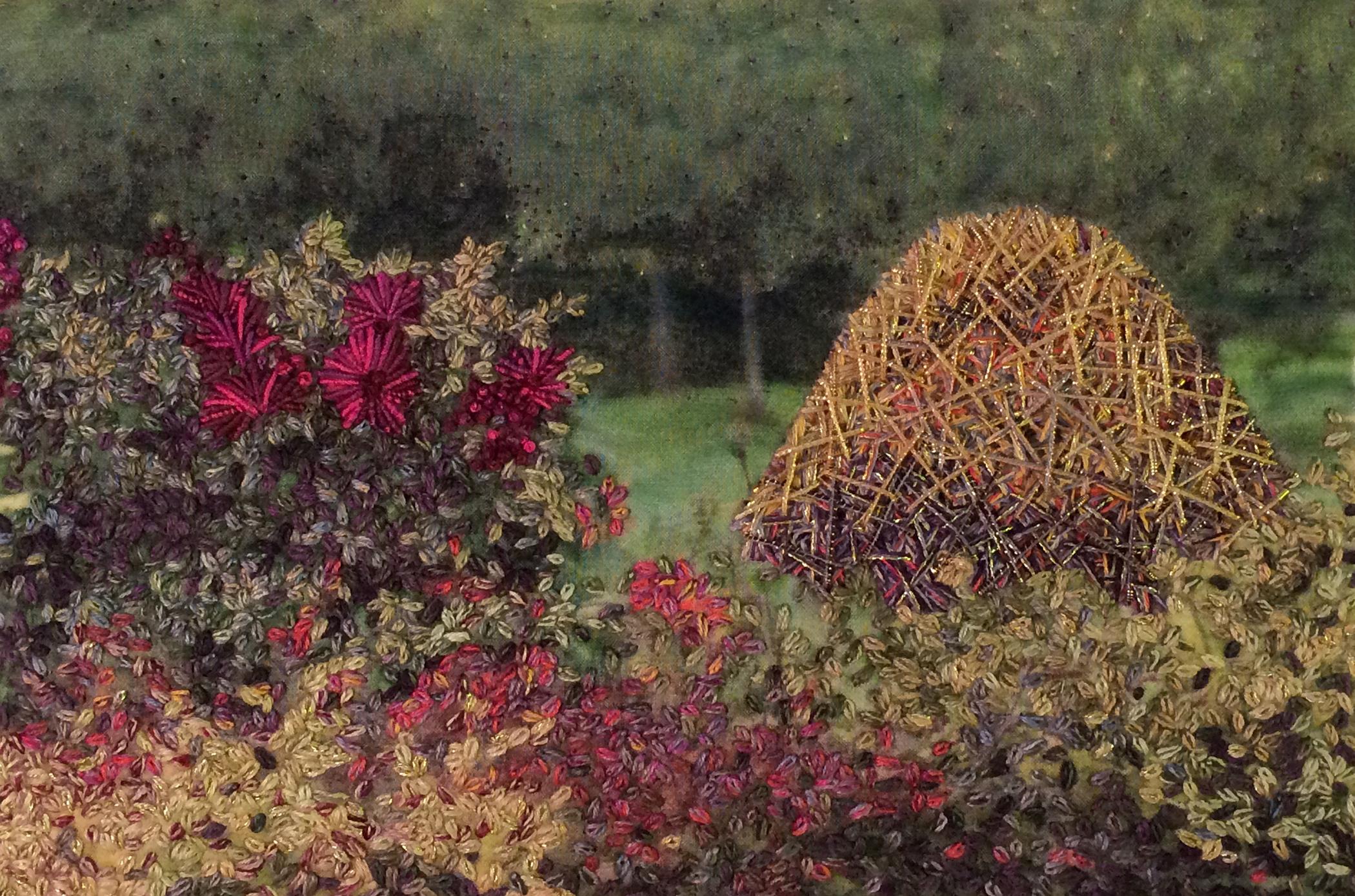 Haystacks of Giverny