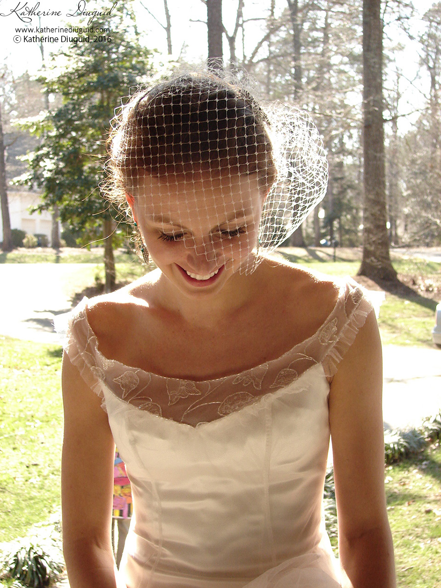 Katherine Wedding Gown