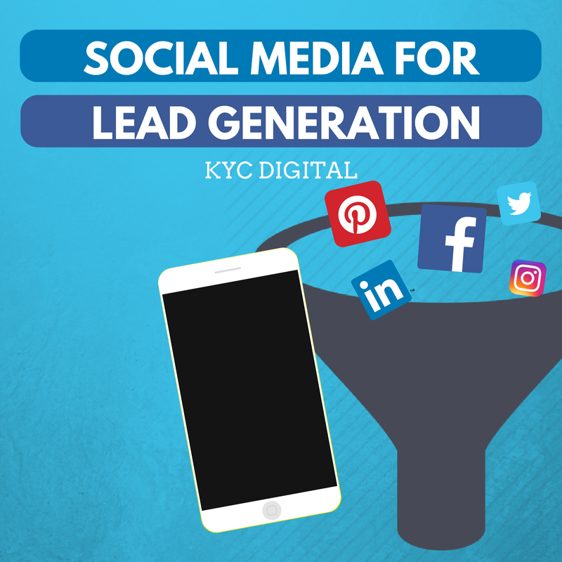 💡Lead Generation 👩🏽💻 converting strangers into prospects using Social Media💰
