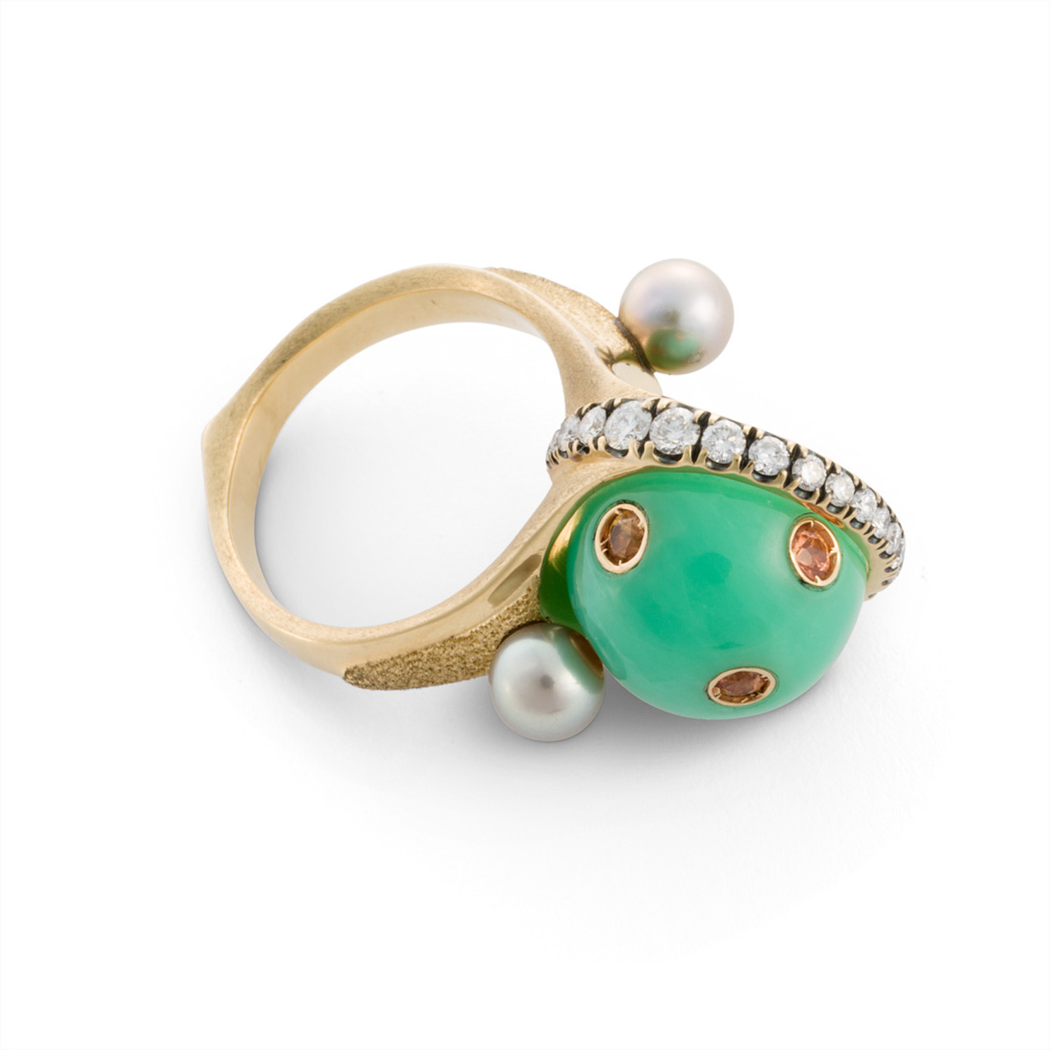 Moving Bead Ring