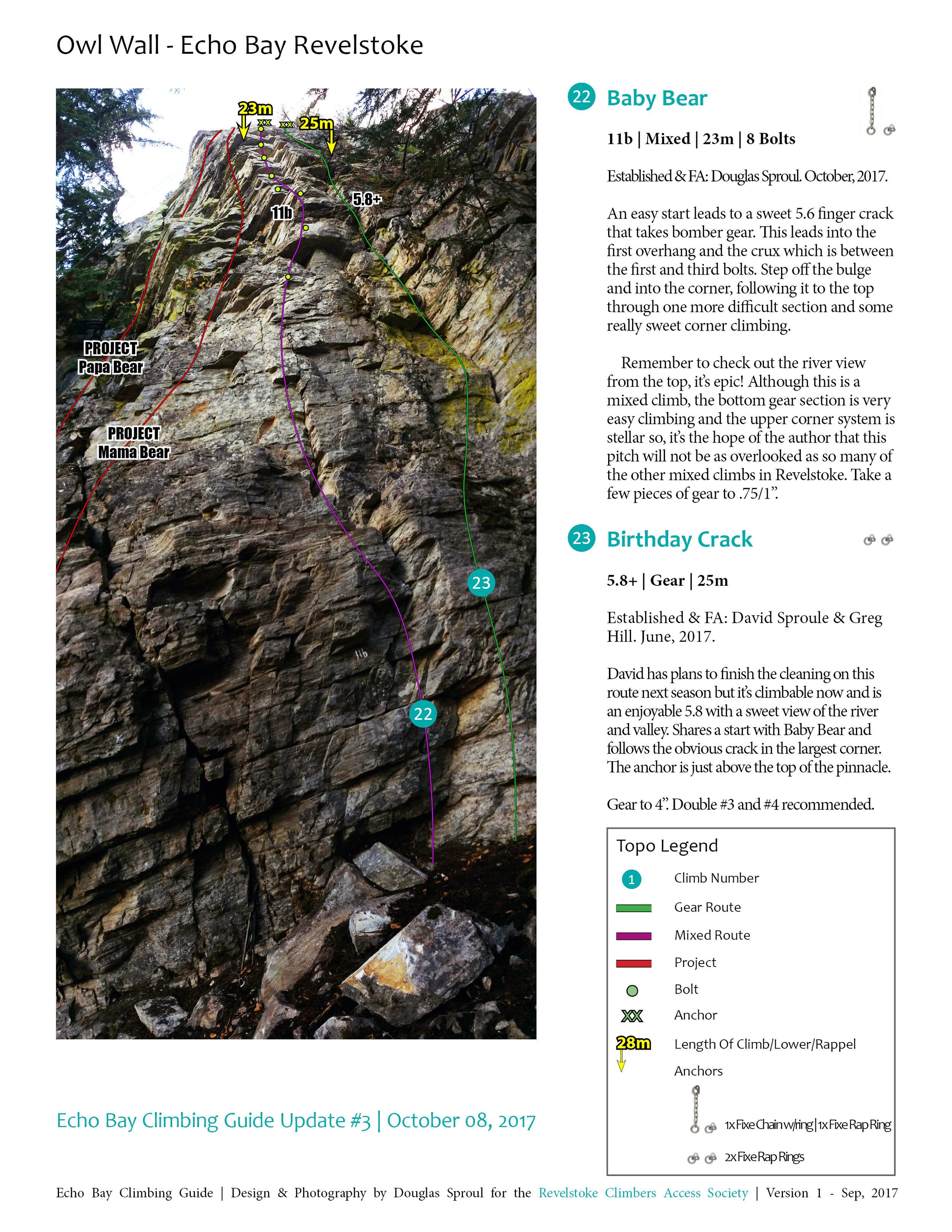 Echo Bay Revelstoke - Update 3 - Owl Wall.jpg