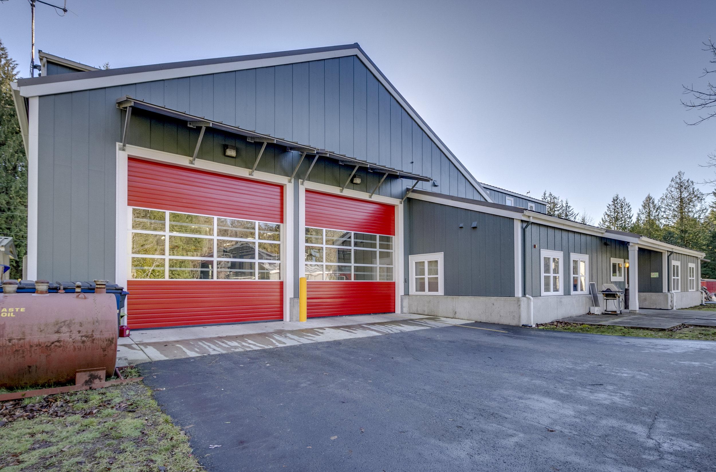 Bainbridge Island Fire Department Station 23 Expansion