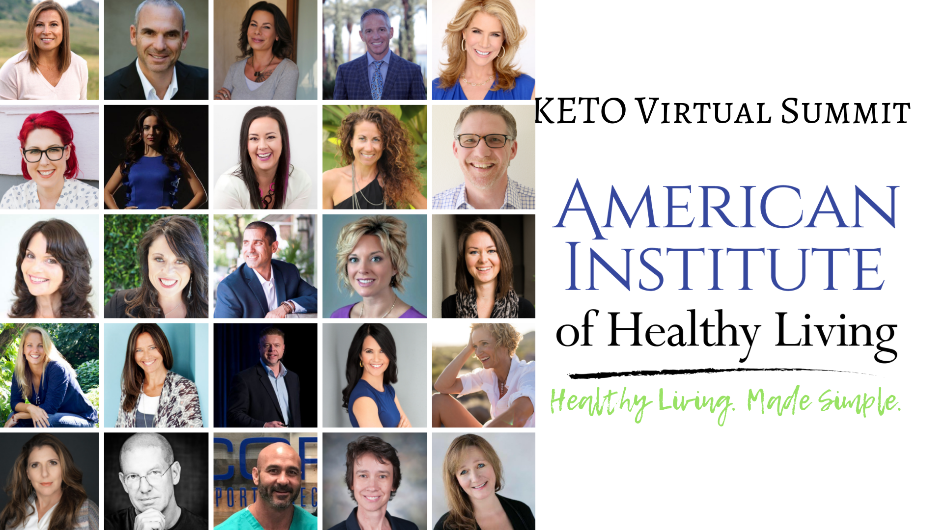 Keto Virtual Summit - Click here to get access to amazing, transformational information on the Ketogenic Diet. I spoke about Keto and Mindset, How to Transform Your Limiting Beliefs Around Health.LISTEN HERE