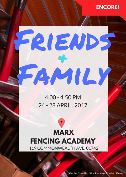 Friendsandfamilyday