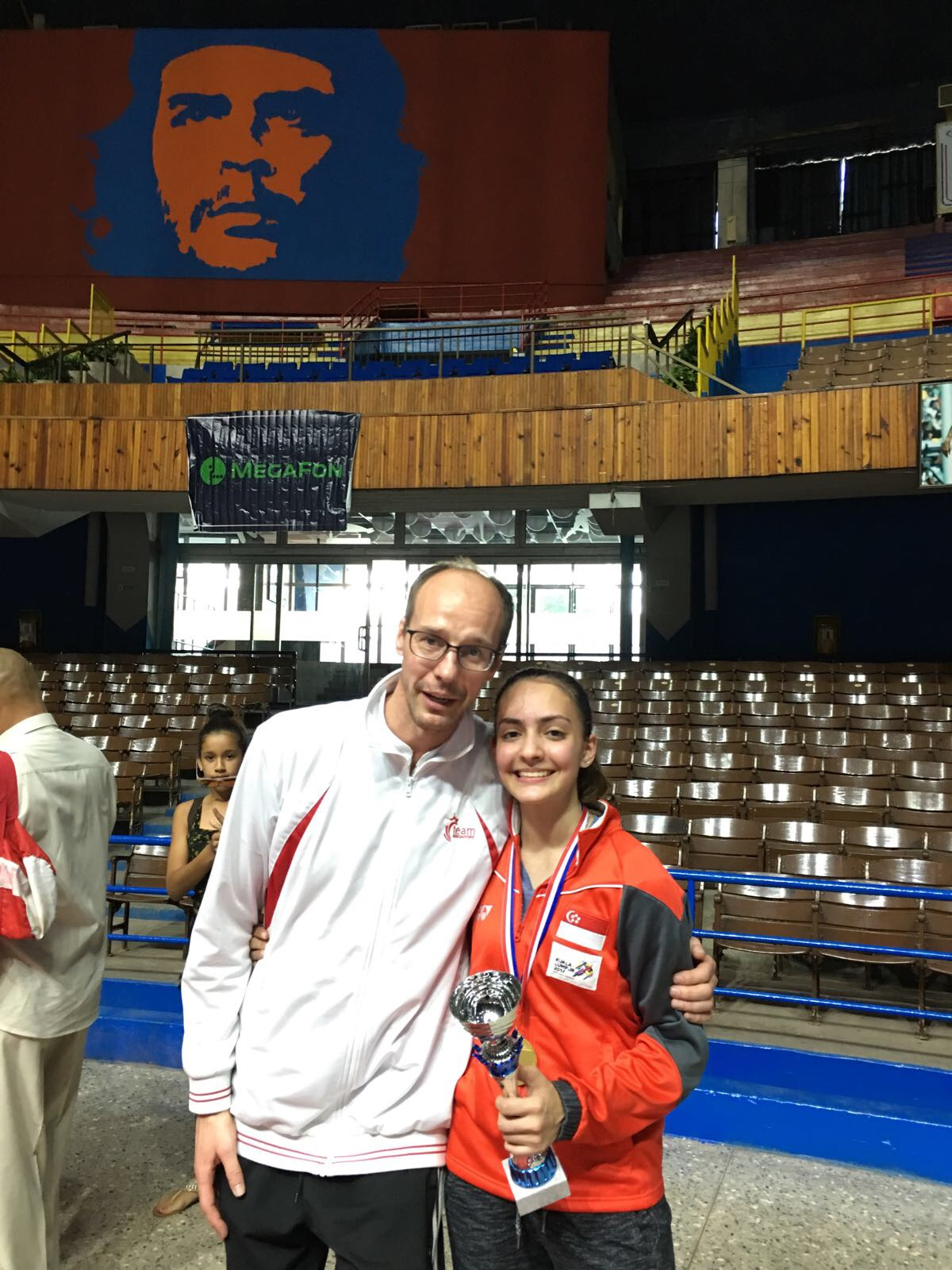 Amita's first Junior World Cup win propels her to World No. 5 in Junior rankings.