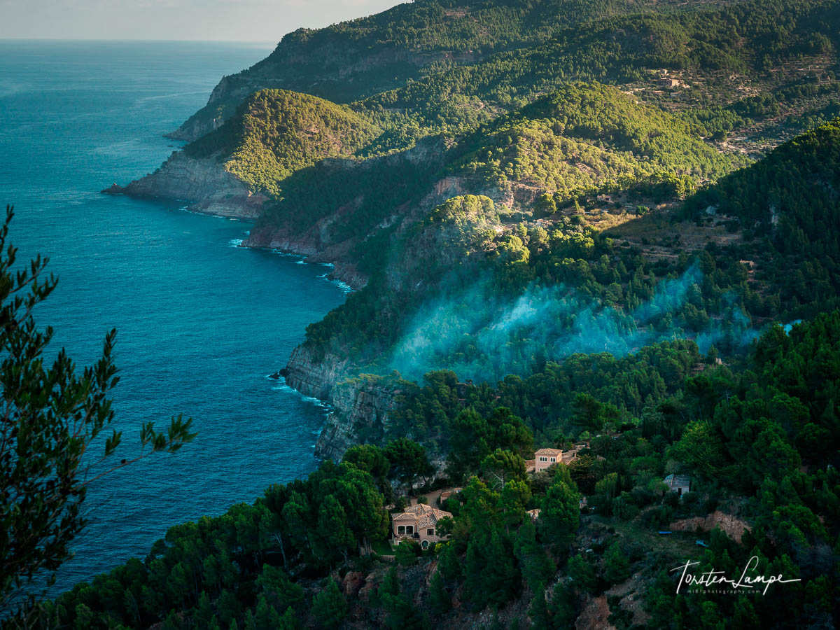 View from Mirador de Ricardo Roca