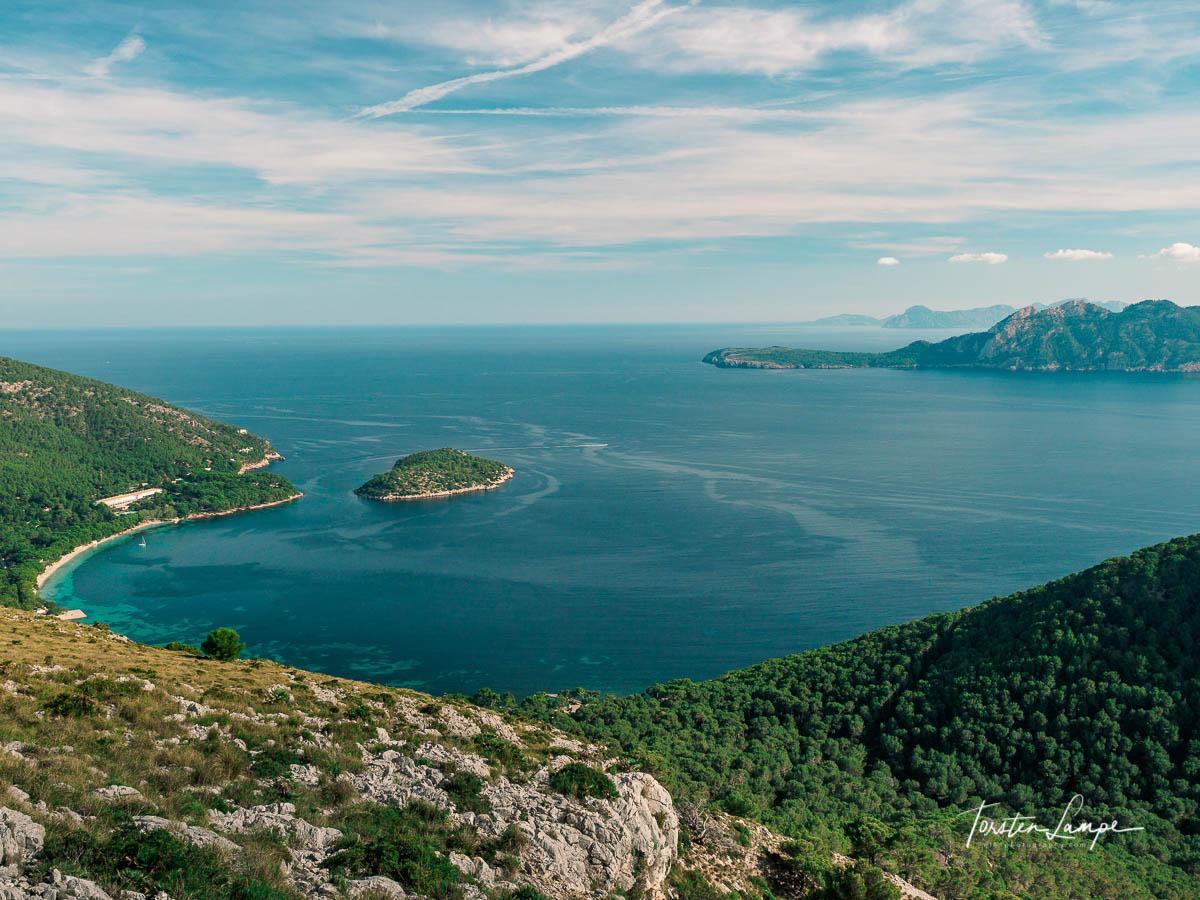 View from Talaia d'Albercutx