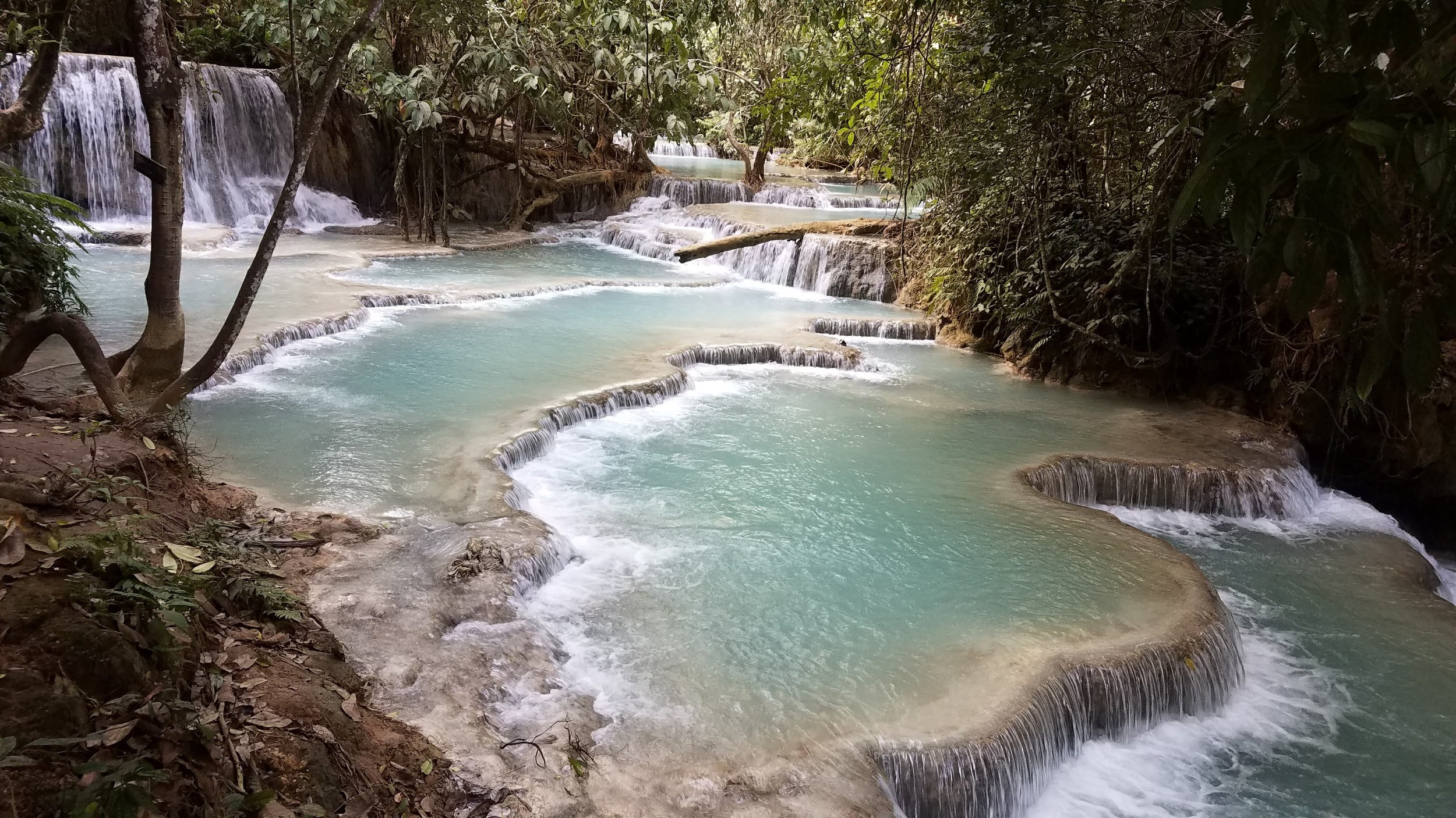 Enchanting pools