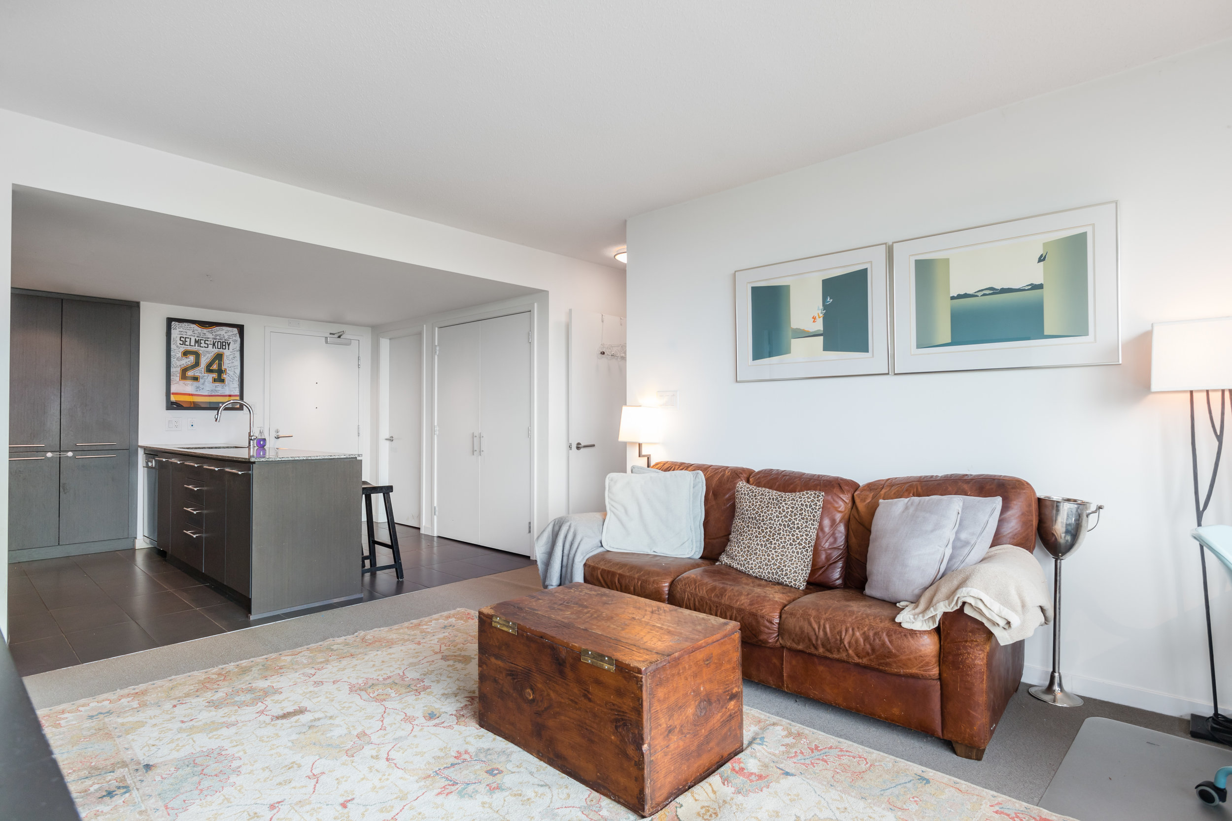Crossroads - #409-522 West 8th Avenue(JUST SOLD)$829,000 | 2 Bed | 2 Bath