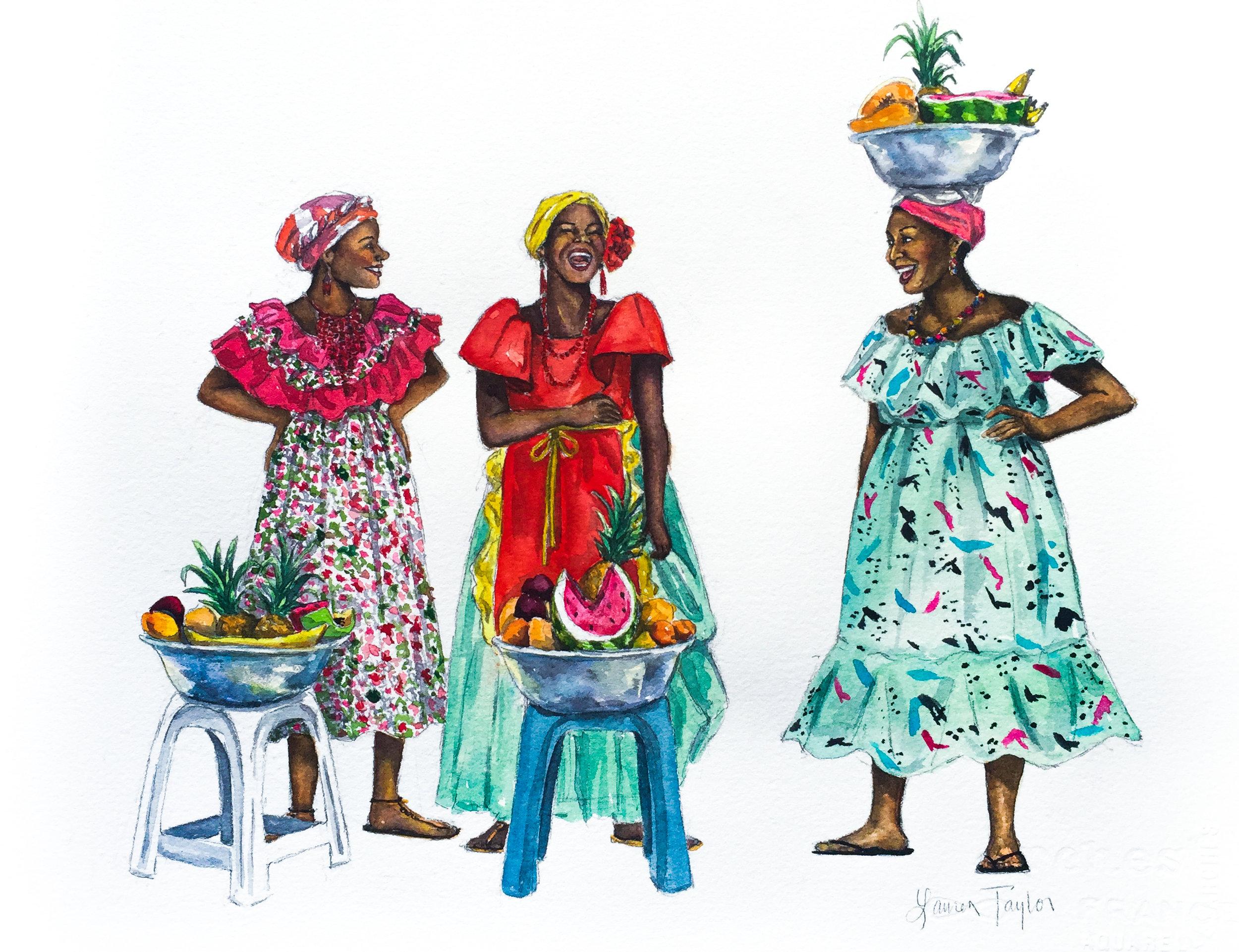 LTC Fruit Ladies