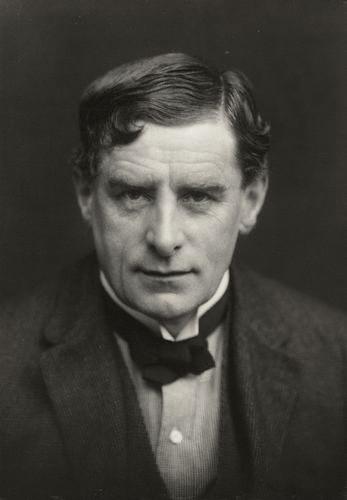Photograph of Walter Sickert